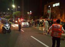 תאונה קשה בחיפה: 4 ילדים נדרסו במעבר חציה
