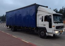 """משאיות עם פסולת בלתי חוקית נתפסו בדרך ליו""""ש"""