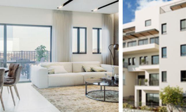 הגיע תורכם: דירה ענקית בקהילה סרוגה ואיכותית