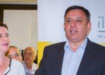 גבאי נגד מועמדת העבודה קליש: הסגן תומך בטרור