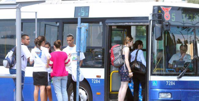 ממחר: אי אפשר להטעין את הרב קו באוטובוס