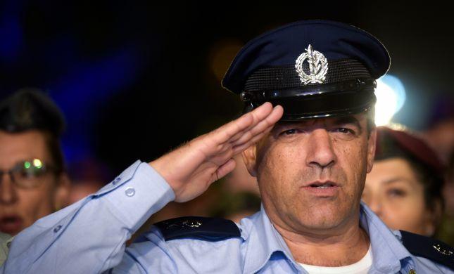 מפקד חיל האוויר בטור פרידה מרונה רמון/ הספד