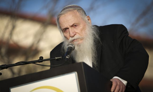 """מכתב הרבנים: """"הרב רפי פרץ פעל נכון"""""""