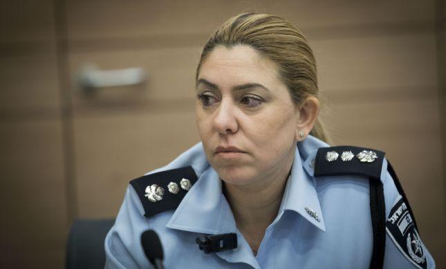 יחד עם אלשיך, גם דוברת המשטרה הולכת הביתה