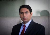 """דנון: """"לא אתמודד בכנסת, אקדם את ישראל באו""""ם"""""""
