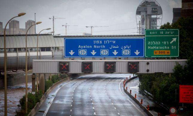 אלופים בניווט? עשרות כבישים מחליפים מספר
