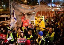 כישלון צורב למארגני מחאת 'האפודים הצהובים'