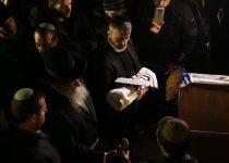 החשבון האלוקי בהלווית עמיעד ישראל איש- רן
