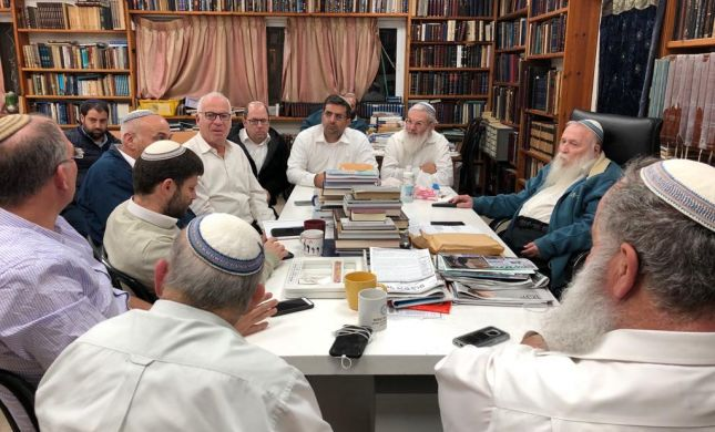מבטלים את הפריימריז: שינויי חוקה בבית היהודי