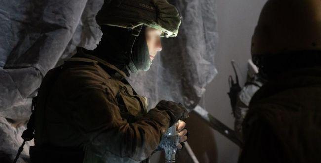 """צה""""ל איתר ופוצץ מנהרת טרור חמישית של חיזבאללה"""