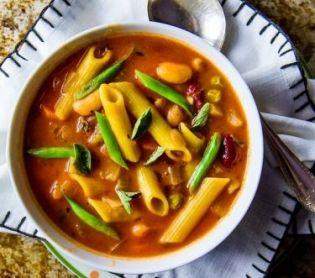 אוכל, מתכונים חלביים מרק או פסטה? 4 מתכונים מהירים לצאת הצום