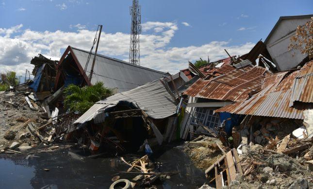 """באינדונזיה חוששים: """"ייתכן שצונאמי נוסף בדרך"""""""