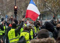 המחאה נמשכת: אלפים הפגינו בפריז, עשרות נעצרו