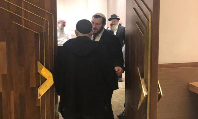 החלטת הרבנים: לחזק את רשימת הבית היהודי