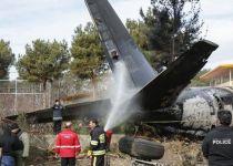 איראן: 15 הרוגים בהתרסקות מטוס צבאי