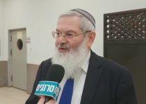 הרב בן דהן לסרוגים: מצפה לשוב למשרד הביטחון