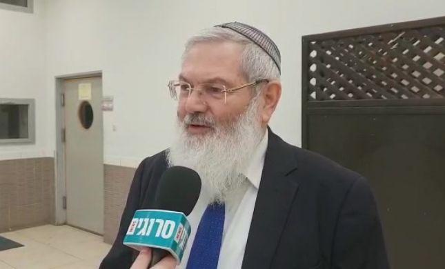 """הרב אלי בן דהן לסרוגים: """"אקבל החלטה בקרוב"""""""