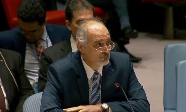 """שגריר סוריה מאיים: """"נפציץ את נתב""""ג"""""""