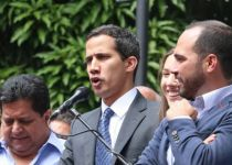 """ראש האופוזיציה בונצואלה הודה לרה""""מ על התמיכה בו"""
