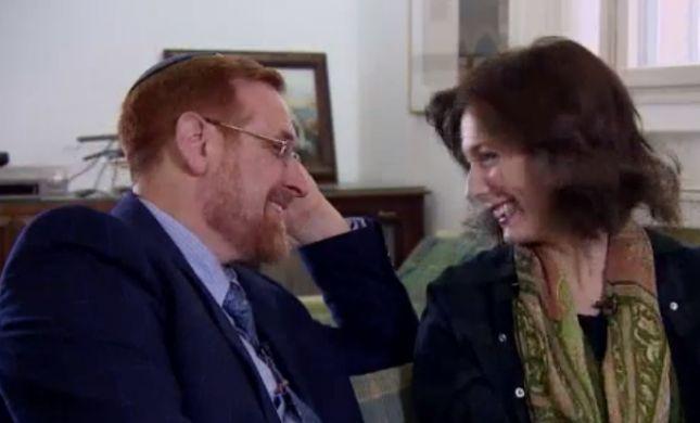 """יהודה גליק וארוסתו בראיון: """"פריימריז נחת על החתונה"""""""