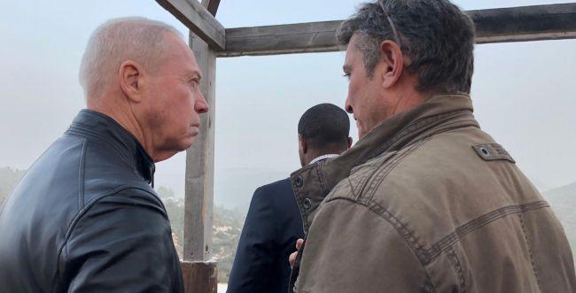 """גלנט בבנימין: """"לא תקום כאן מדינה פלסטינית"""""""