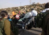 ההרוגה בתאונה: רבקה קופשוק (דורון) מהיישוב עלי