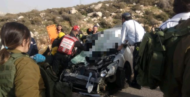 הרוגה בתאונת דרכים קטלנית סמוך לכוכב יעקב