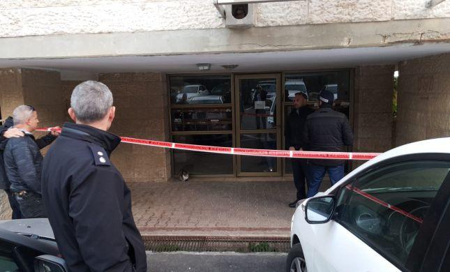 אירוע דקירה בירושלים: גבר ואישה נמצאו מחוסרי הכרה