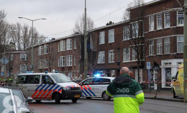 הולנד: פיצוץ גרם לקריסת בניין, חשש ללכודים במקום
