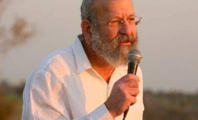 צפו: האכפתיות של הרב אלישע מעם ישראל
