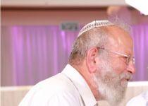 """יום כיפור האחרון של הרב אלישע וישליצקי זצ""""ל"""