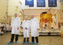 צפו: החללית הישראלית הראשונה בדרך לירח