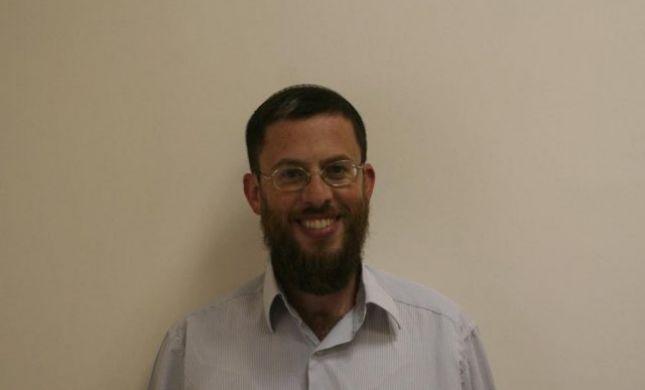 """ברנז'ה: יהודה אליהו מונה למנכ""""ל מועצת בנימין"""