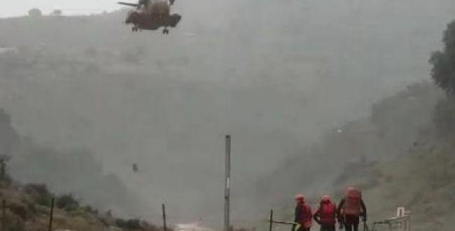 לוחם צנחנים טבע למוות במהלך ניווט בנחל חילזון
