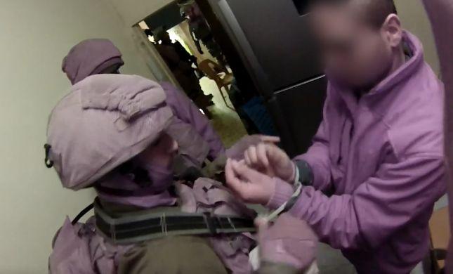 סוכלה חוליית טרור שפתחה באש לעבר היישוב מגדל עוז