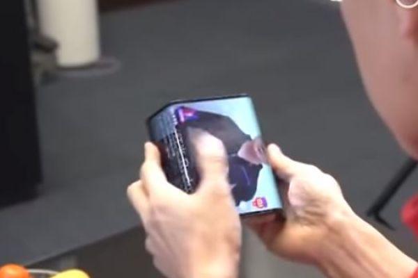 נחשף: כך נראה הסמארטפון המתקפל של שיאומי