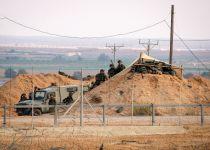 """בתגובה לירי: טנק צה""""ל תקף עמדה של חמאס"""