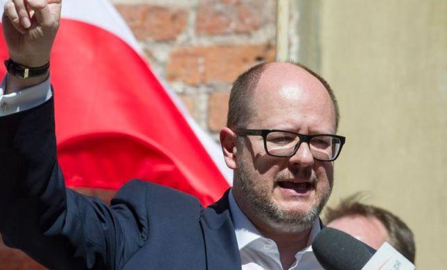 התנקשות בפולין: ראש העיר שנדקר מת מפצעיו