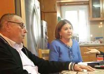 """אביה של מירי רגב מודה: """"נפלתי בפח""""• צפו"""