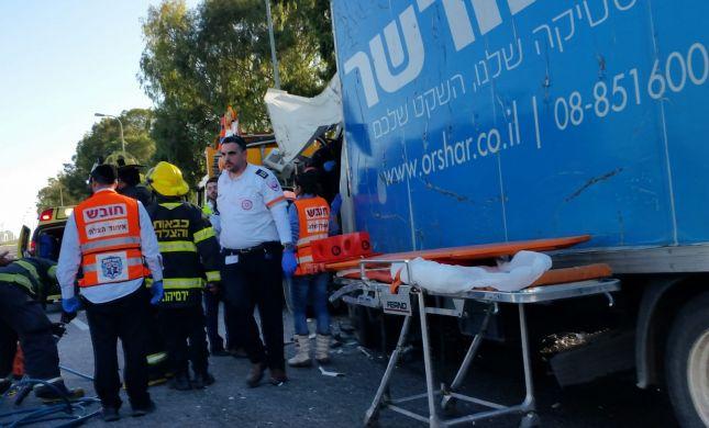 תאונה קטלנית סמוך לעטרת: נקבע מותה של האישה