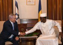 רשמית: נתניהו ונשיא צ'אד הכריזו על חידוש היחסים
