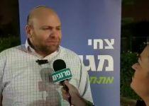 """מועמד לרשימת הבית היהודי: """"המפלגה על הרגליים"""""""