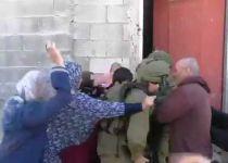 מורשת איזנקוט: לוחמינו חוטפים מכות מפלסטיניות