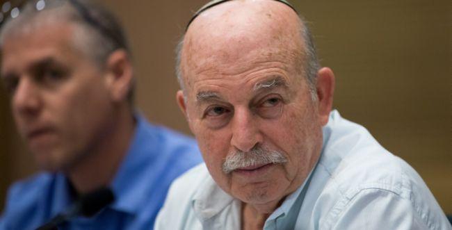 ניסן סלומינסקי הודיע על פרישה מהחיים הפוליטיים