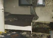 שני ילדים נשרפו למוות בחדר בו ישנו