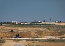 הארוע הבטחוני בעוטף- 'פלסטיני' שחדר מעזה לישראל