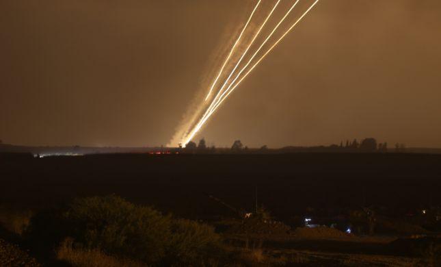 """שוב לא שקט: רקטות נורו לעוטף, צה""""ל תוקף בעזה"""