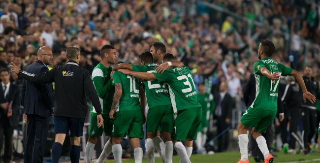 מכבי חיפה חיברה שלושה נצחונות וחזרה לפסגה