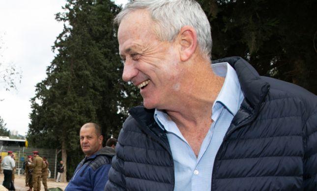 עוברים לגנץ: העבודה תנסה לחבור לחוסן לישראל