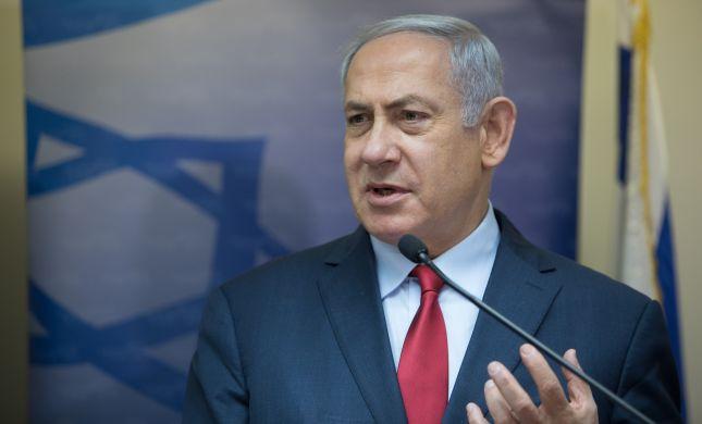 """נתניהו: """"שהאנטישמיות לא תרים את ראשה"""""""